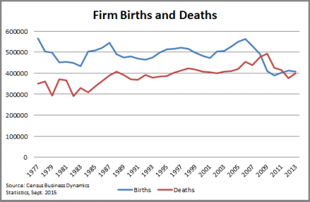 Firm births